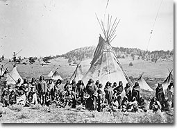Mormon Pioneer Relations with the Native Americans