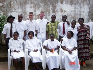 Mormon Cameroon Saints