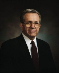President Boyd K Packer Mormon Apostle
