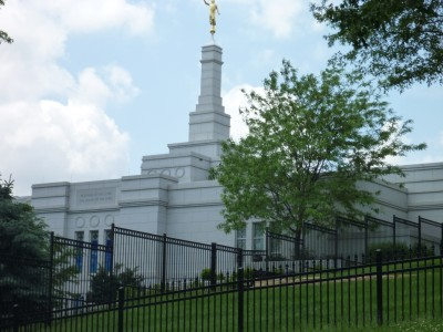 Mormon Temple Winter Quarters