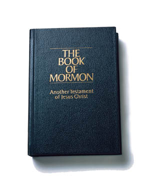 Historic Edition of Book of Mormon Stolen in Mesa