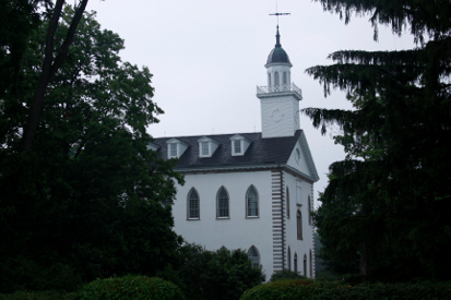A Visit to the Kirtland Temple
