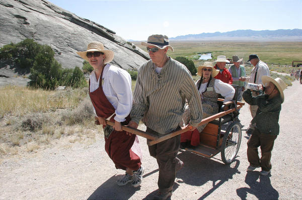 Mormon Martin Handcart Company
