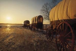 mormon-pioneers