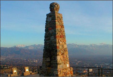 ensign-peak-monument mormon