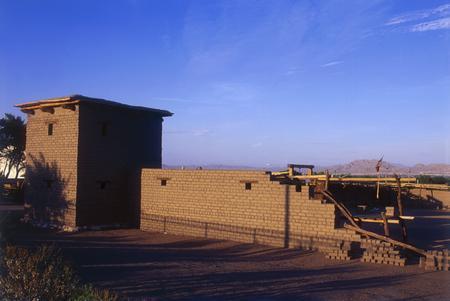 Old Las Vegas Mormon Fort State Park