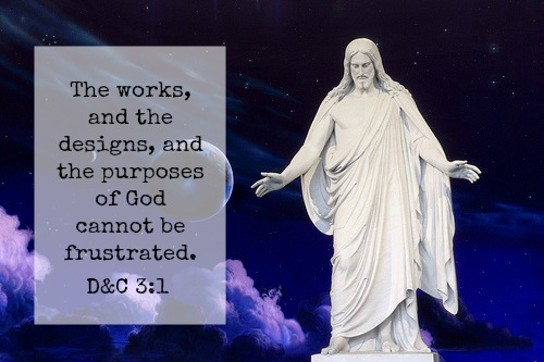 PurposesofGod Mormon Quote