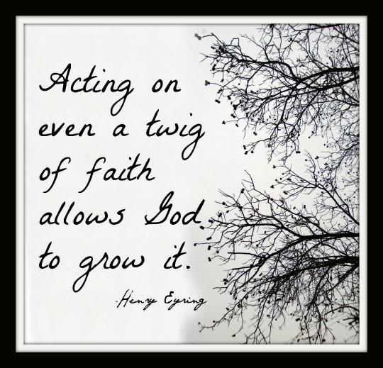 faith twig mormon quote
