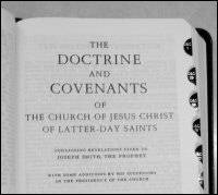 Doctrine and Covenants Mormon