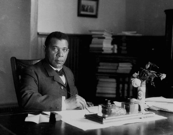 Booker T. Washington and the Mormons