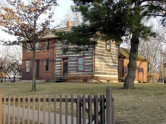 Jodeph Smith home Mormon