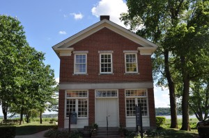 Joseph Smith's Red Brick Store Nauvoo