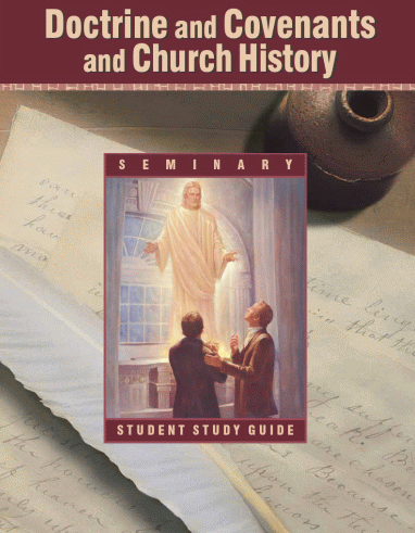 New Study Manual for Mormon Teenagers Addresses Controversial Aspects of Church History