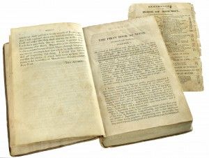 1830 Book of Mormon and References