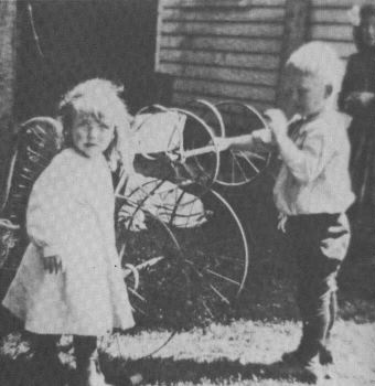 Mormon Pioneer Children