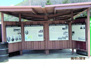 Utah War Historic Plaques