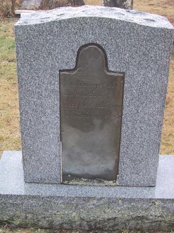 Alvin Smith Grave