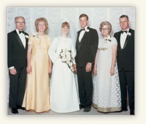 D. Todd Christofferson and Kathy Wedding