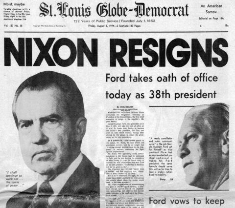Days of Madness: D. Todd Christofferson and the Watergate Scandal