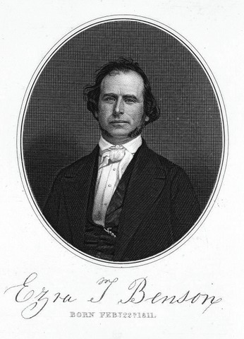 Ezra T. Benson