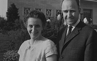 How a Nazi SS Soldier and a Holocaust Survivor Fell in Love and Found the Church