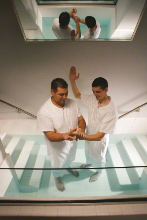 To Avoid Confusion and Maintain Order: The Aaronic Priesthood's Role in Baptism