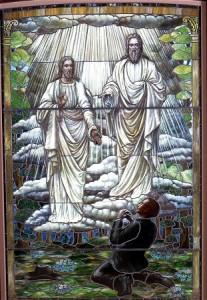 Mormon Prophet Joseph Smith First Vision