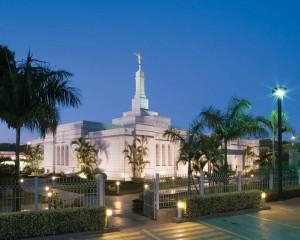 Mormon Temple Asuncion Paraguay