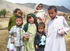 Afghan Children Mormon