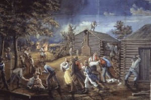 Haun's Mill mormon massacre
