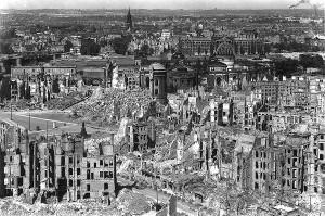 Dresden Bombed mormon