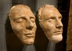 Joseph and Hyrum Smith Death Masks